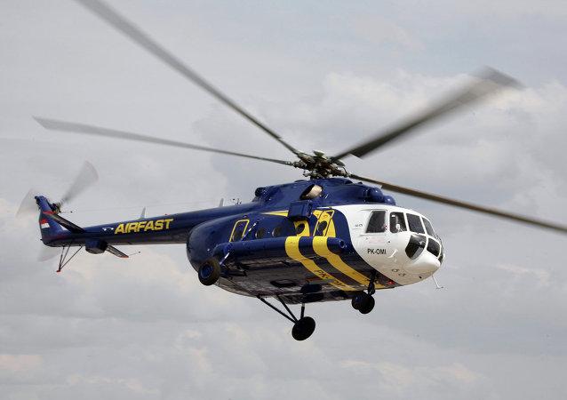 Elicottero Mi-171 (foto d'archivio)