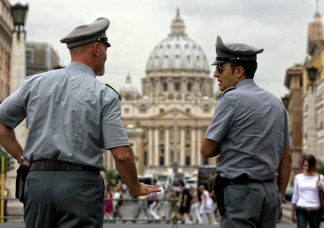Guardia di Finanza (foto d'archivio)