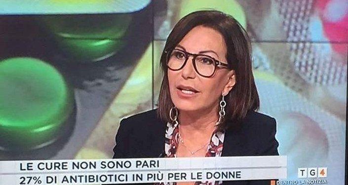 Maria Rita Gismondo, direttrice del laboratorio di Microbiologica clinica, Virologia e bio-emergenza dell'Ospedale Sacco di Milano