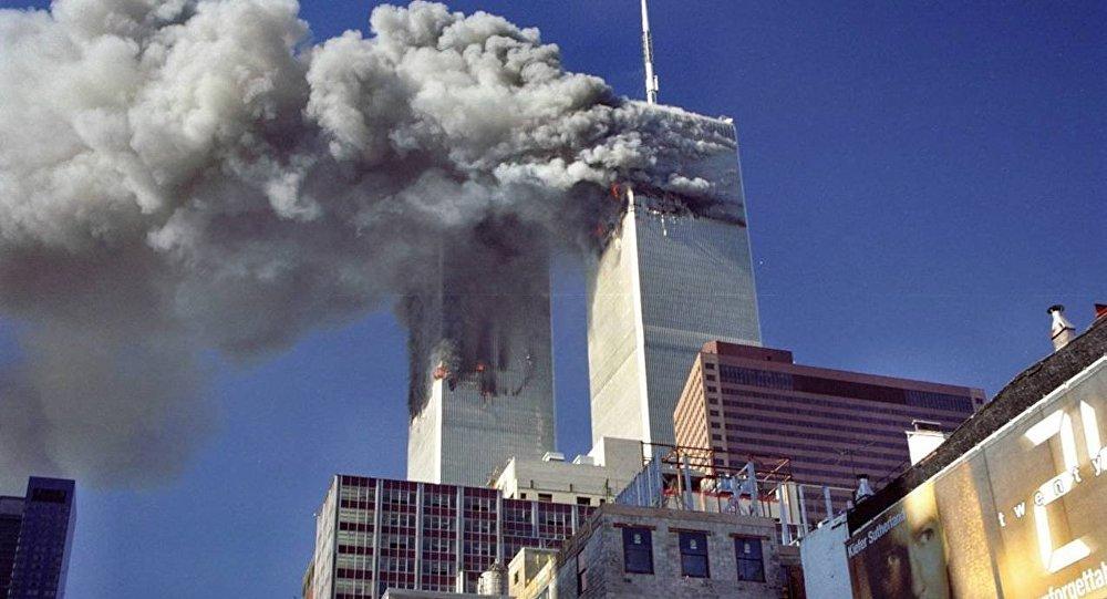 9/11 Terror Attacks: World Trade Center
