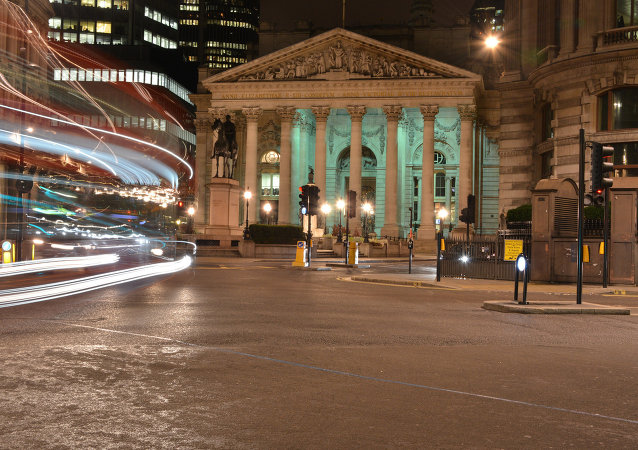 Bank Of England, City of London