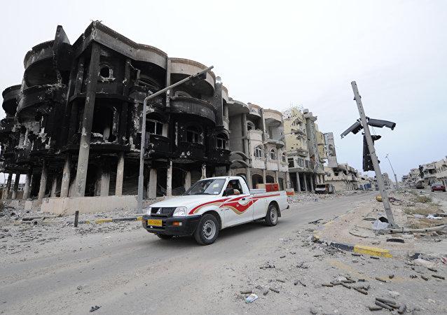 Sirte, Libia