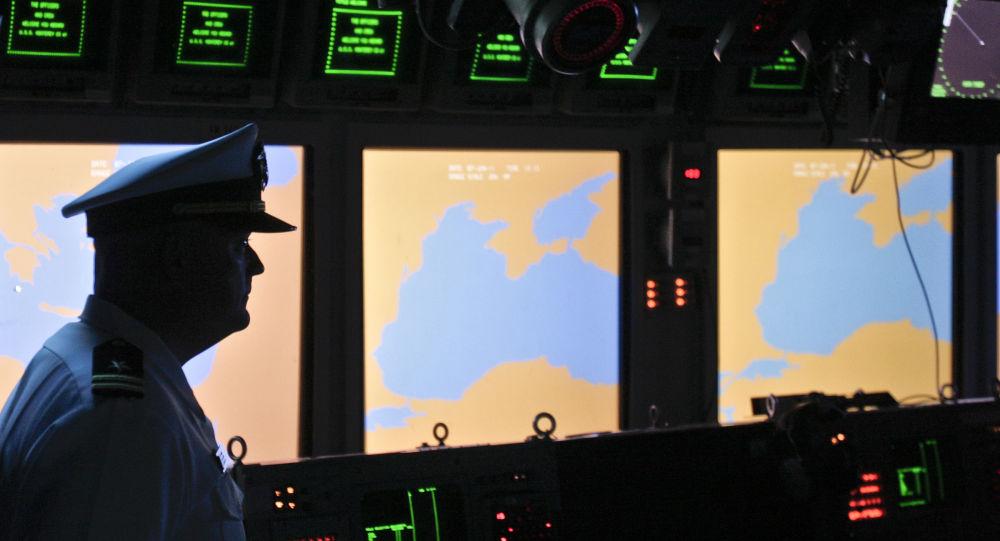 Ufficiale USA controlla armi strategiche nel Mar Nero, Romania (foto d'archivio)