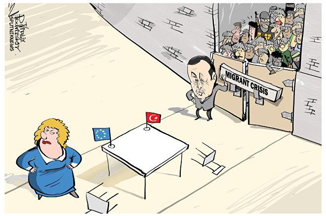 Il regime di visti tra Turchia e UE