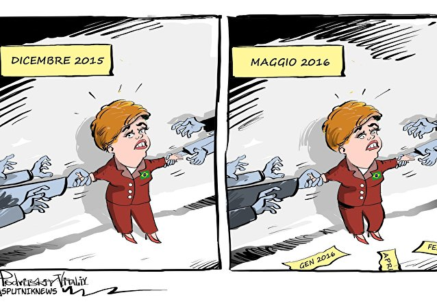 Impeachment per Dilma Rousseff