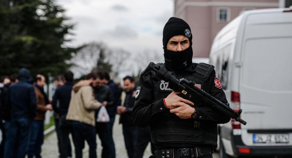 Forze speciali turche