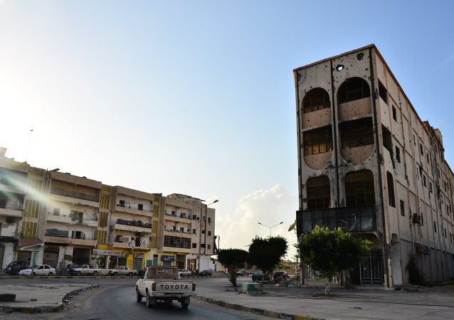 Misrata, Lybia (archive)