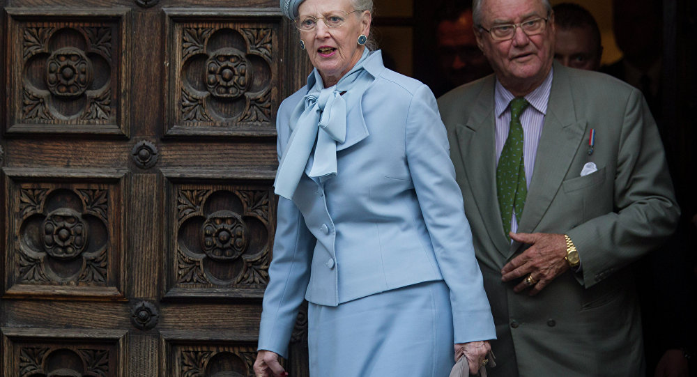 Regina Margrethe II di Danimarca