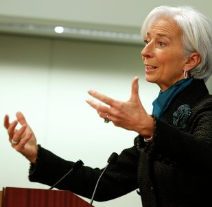 Christine Lagarde, direttore FMI