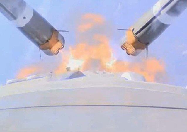 Il primo lancio dal cosmodromo di Vostochny