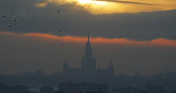 L'Università di Mosca MGU