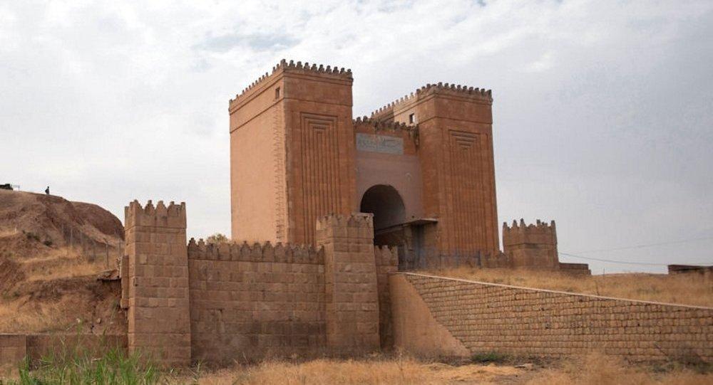 Iraq, antiche mura di Ninive