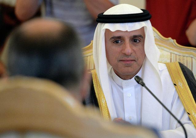 Il ministro degli Esteri saudita Adel Al-Jubeir