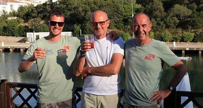 Corrado Azzali, Massimo Domenico Bondone, Luca Magliacca