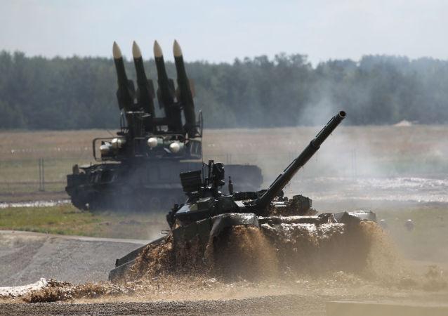 Il carro armato T-90