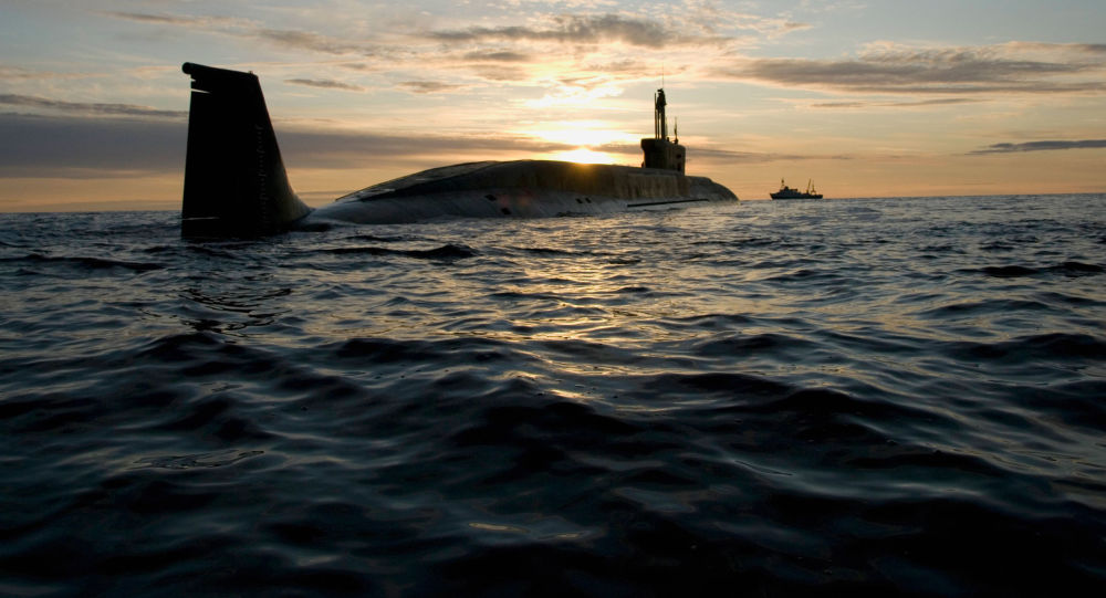 Sottomarino nucleare del progetto Borej