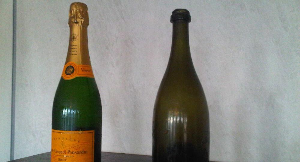 Champagne Veuve Clicquot oggi e come si presentava 200 anni fa