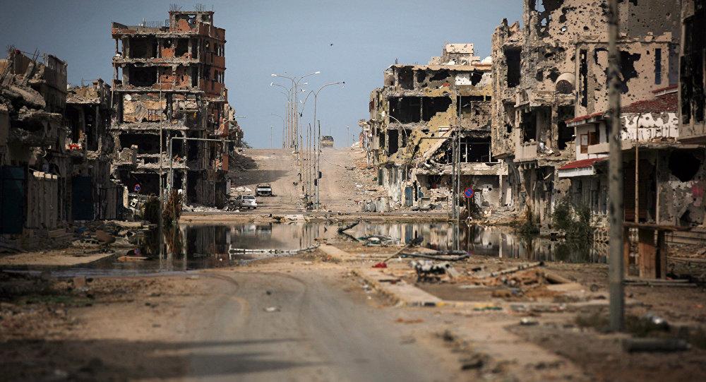 Sirte distrutta dai combattimenti