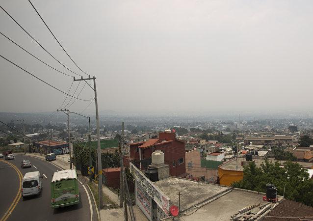 Smog a Città di Messico