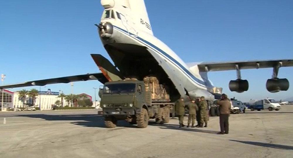 Cargo di aiuti umanitari russi in Siria (foto d'archivio)