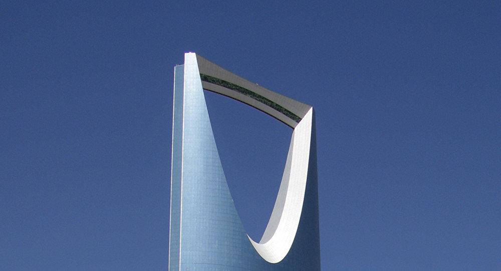 La Royal Tower di Riyad, capitale dell'Arabia Saudita