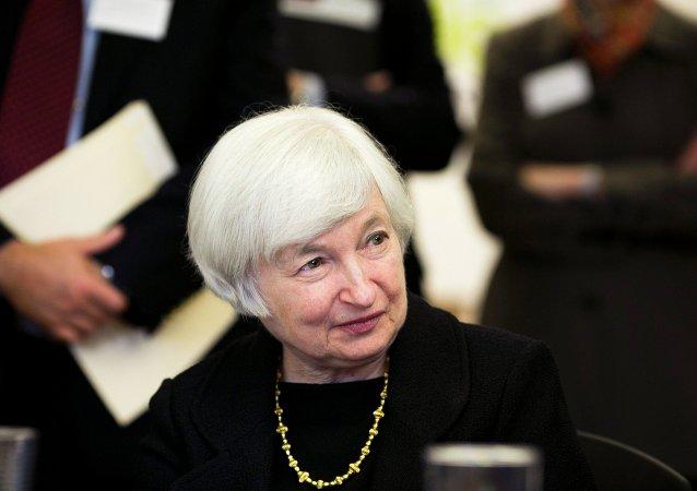 Janet Yellen, capo del Federal Reserve