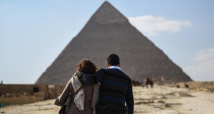 Piramidi in Egitto