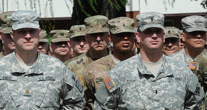 Militari statunitensi nelle esercitazioni Anaconda-2016 in Polonia