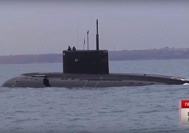 Il sottomarino Buco nero