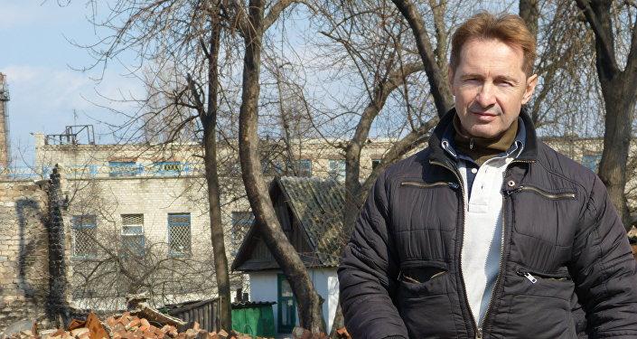 Eliseo Bertolasi nel Donbass