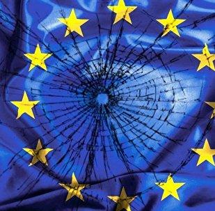 Bandiera dell'UE