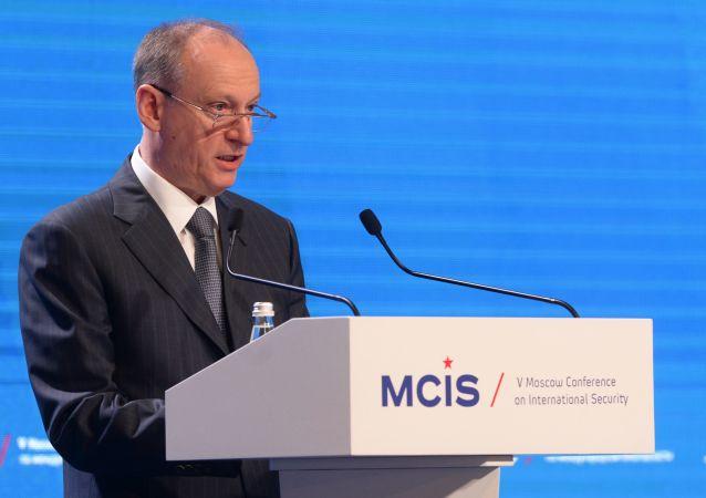 Nikolay Patrushev, segretario del Consiglio di Sicurezza della Russia