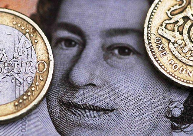 Sterlina ed euro