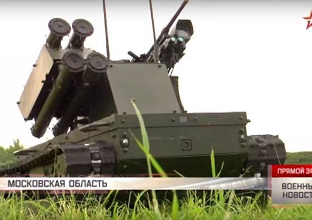 Attacco dei robot da combattimento