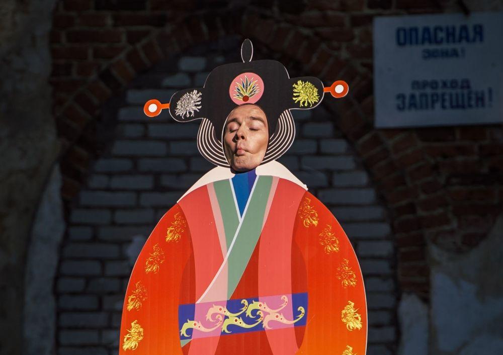 Capriccio cinese al museo Tsarskoye Selo
