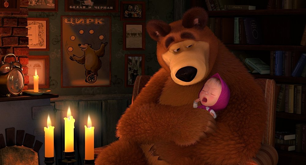 """Da Masha e Orso bambini e genitori imparano come  prendersi cura gli uni degli altri nonostante i diversi ruoli che li caratterizzano""""."""