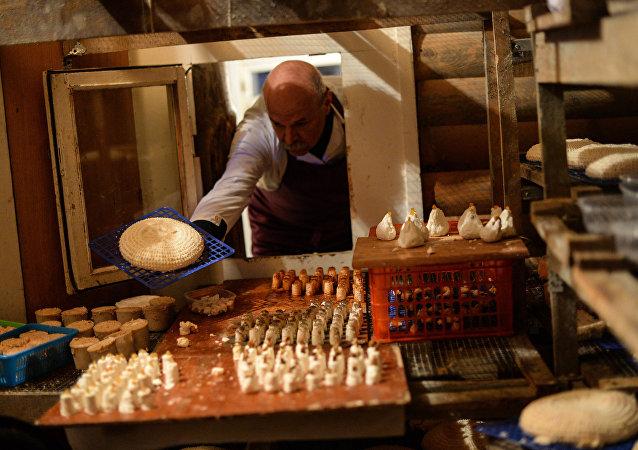 Produttori di formaggio francesi