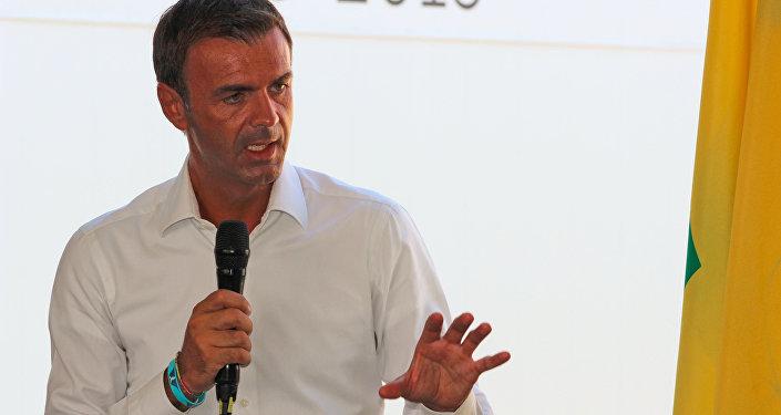 Ettore Prandini, presidente di Coldiretti Lombardia