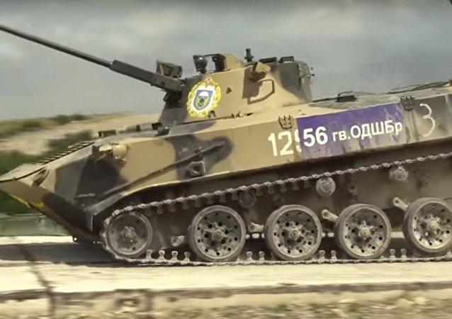 Stafetta di carri armati