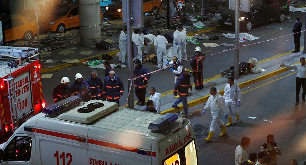 Attentato di Istanbul all'aeroporto internazionale Ataturk