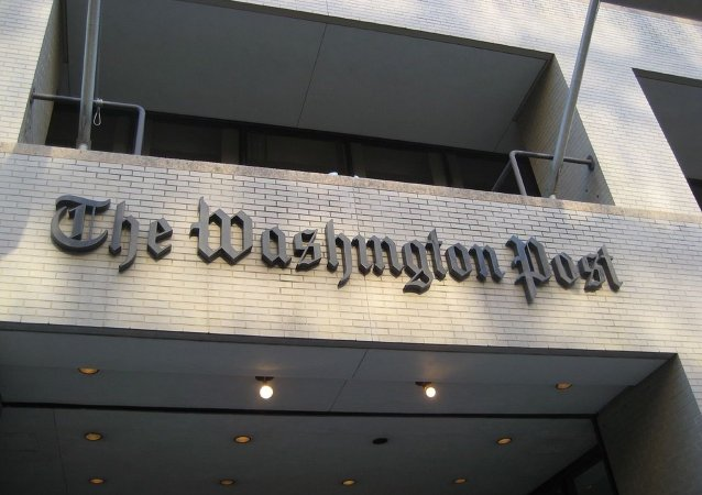 Sede del Washington Post