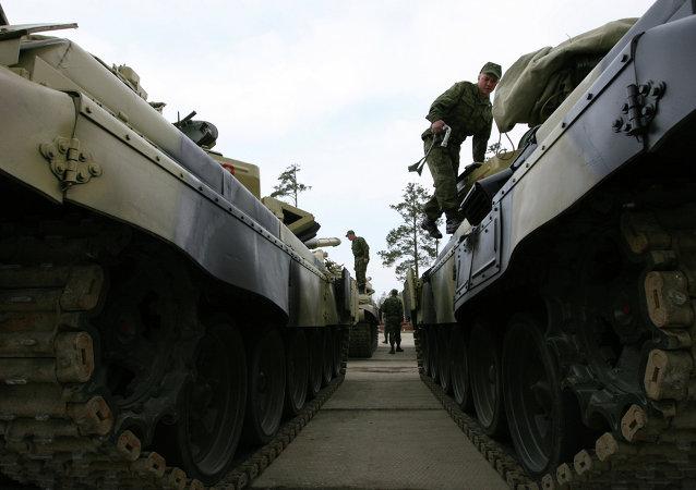 Carri armati T-72