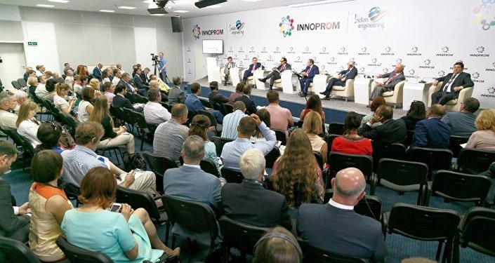 Innoprom, il business forum Russia-Italia