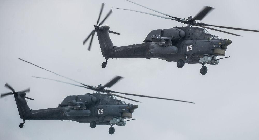 Elicotteri Mi-28