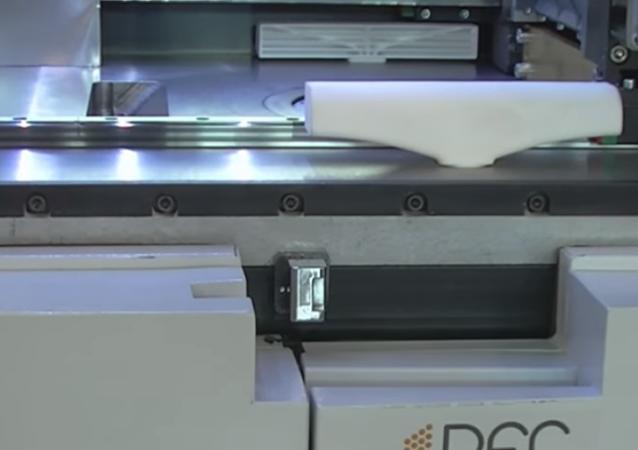 La prima stampante a 3d metallica russa