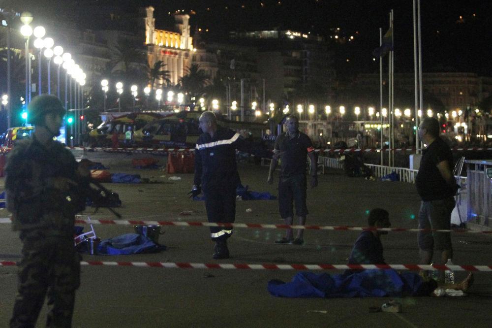 Massacro a Nizza.