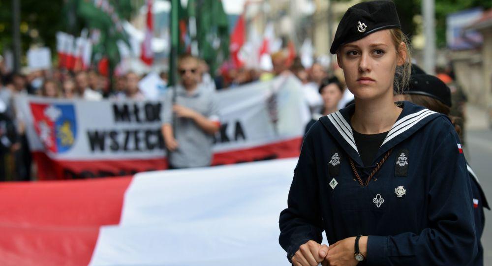 Manifestazione in Polonia in memoria delle vittime del massacro in Volinia