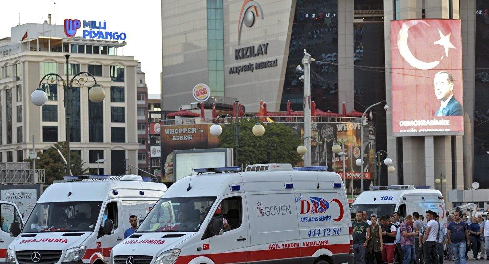 La mattina dopo il golpe fallito in Turchia