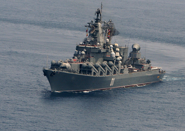Incrociatore missilistico russo Varyag