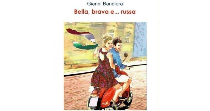 La copertina del libro Bella, brava... russa!